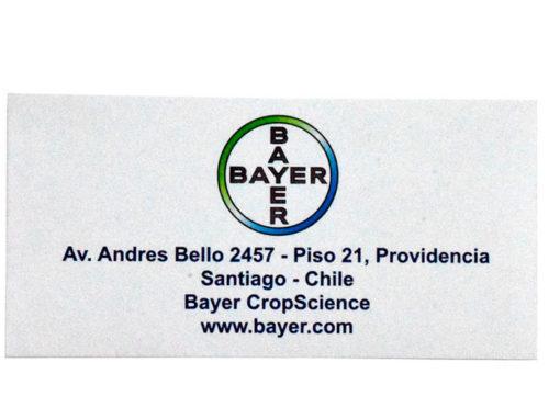 Autoadhesivo Bayer