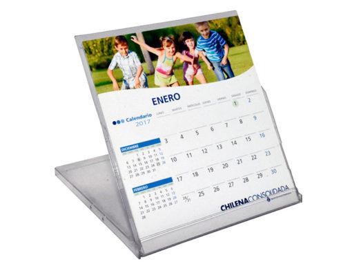 Calendario de Mesa Chilena Consolidada