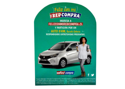 Display Red Compra